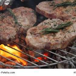Filetsteak grillen