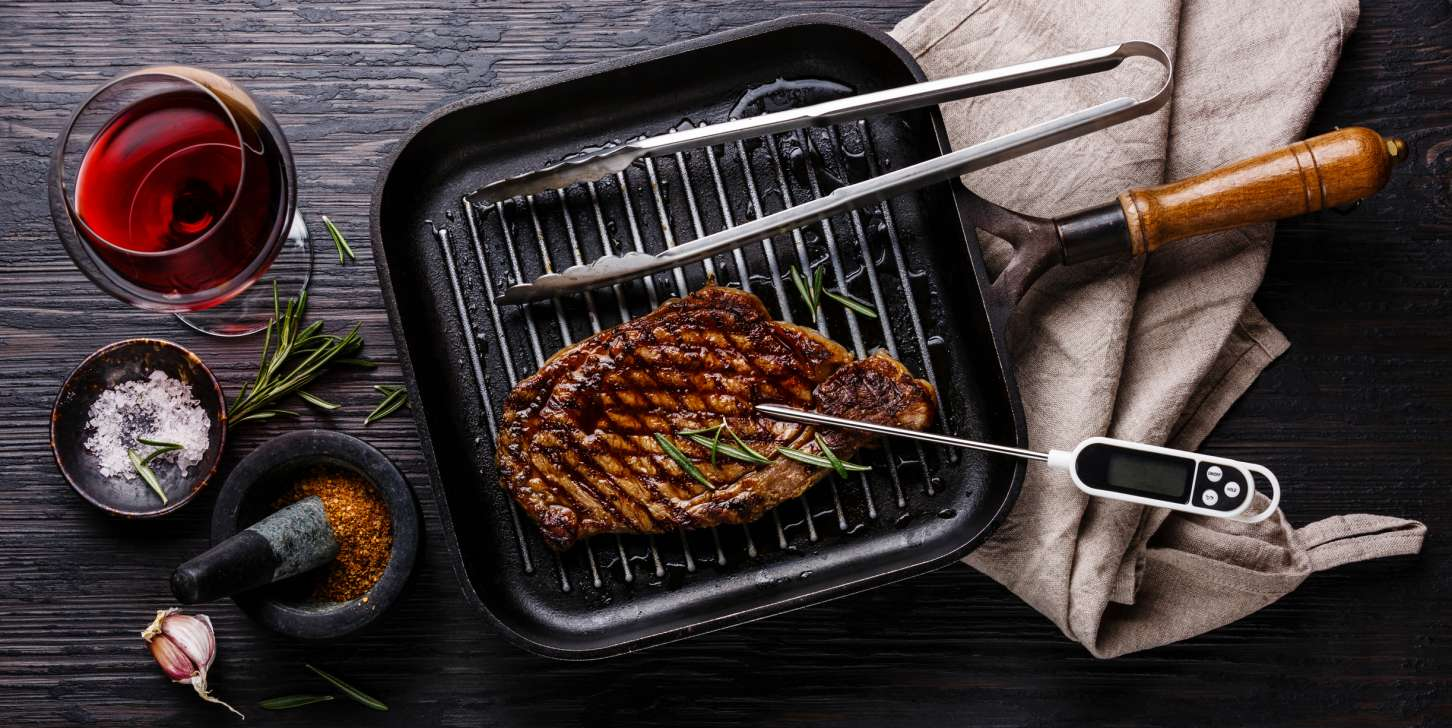 Weber Holzkohlegrill Steak : Filetsteak grillen